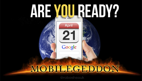 Mobilegeddon – The Countdown Is On!