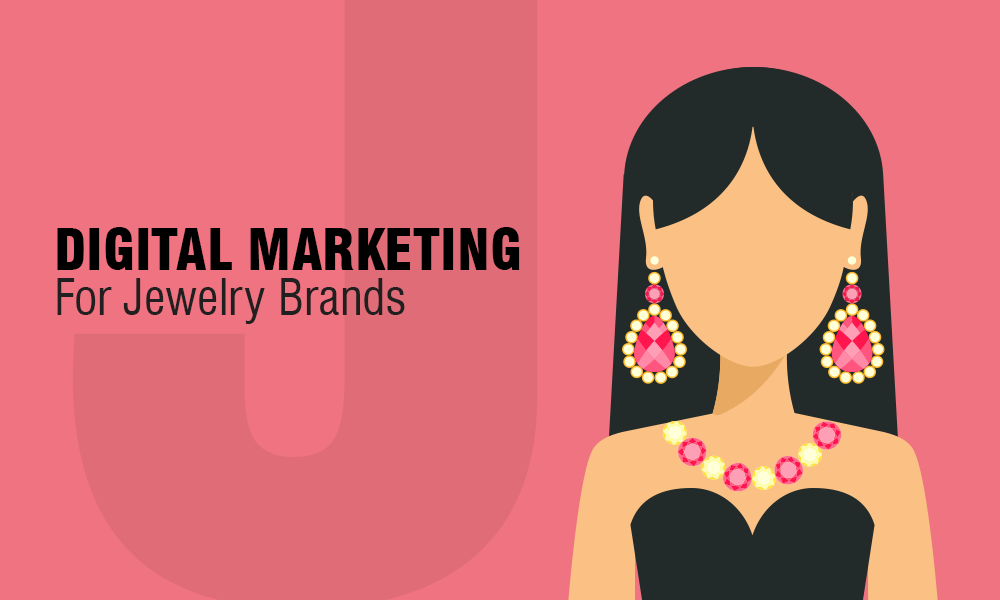 Digital Marketing - Jewellery